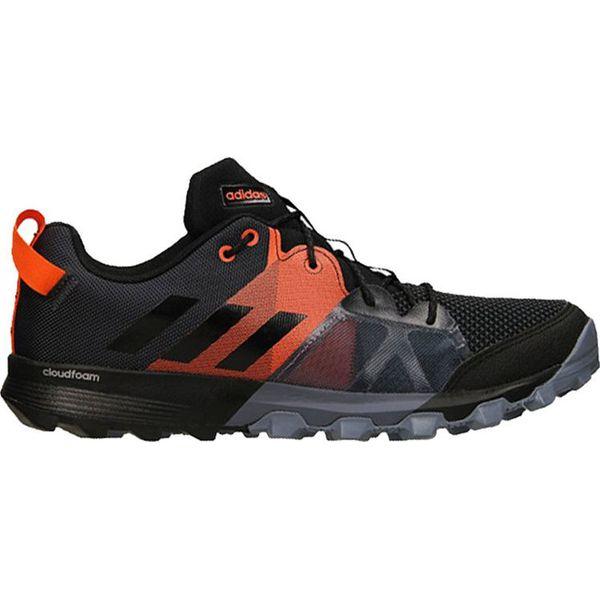 Adidas Buty męskie Kanadia 8.1 Tr M czarno pomarańczowe r. 40 23 (CP8842)