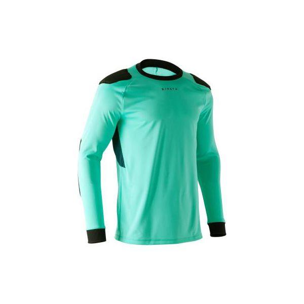 6cd6e1f84 Koszulka bramkarska długi rękaw do piłki nożnej F100 - Koszulki ...