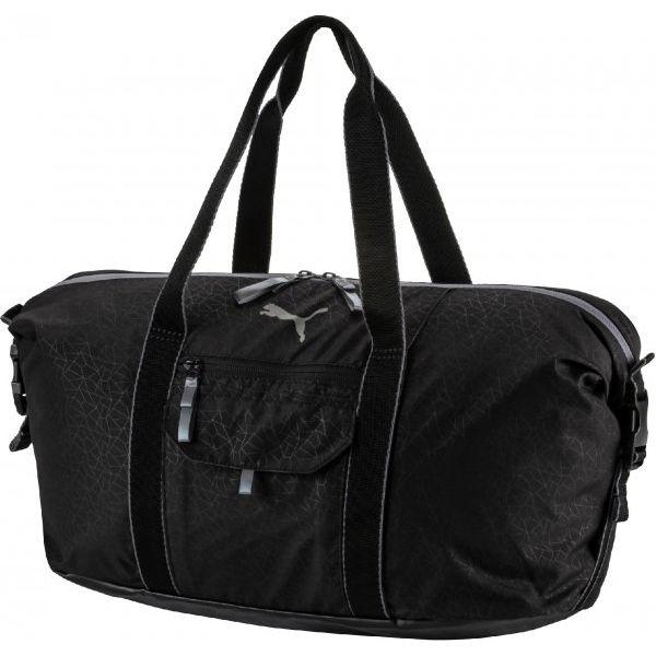 bf6d0fb7a07ee Puma Torba Sportowo-Podróżna Fit At Workout Bag Black Quiet Shad ...