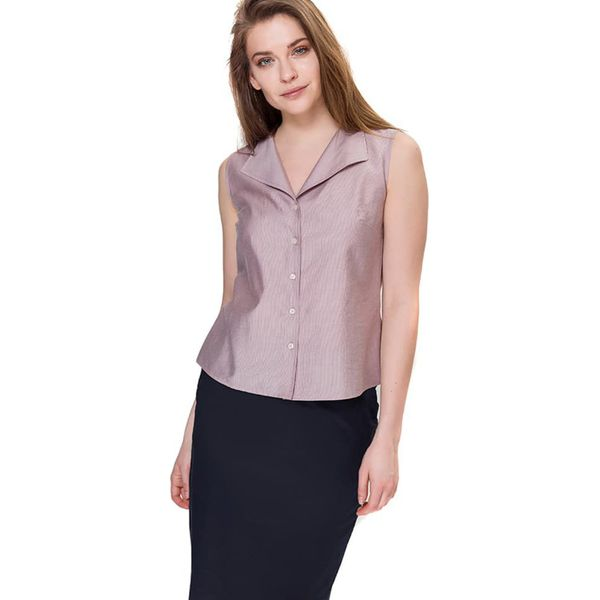 d444e9b338 Bluzka w kolorze jasnoróżowym - Bluzki damskie marki Tatuum. W ...