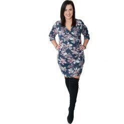 Czarna odzież damska ze sklepu Moda Size Plus Kolekcja