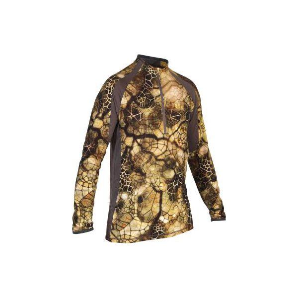 103f50eefa814d Koszulka Respi Merinos 900 Furtiv - Brązowe t-shirty sportowe męskie ...