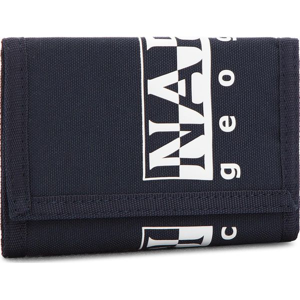 2ce29cdfc5e90 Duży Portfel Męski NAPAPIJRI - Happy Wallet N0YI0K Blu Marine 176 ...