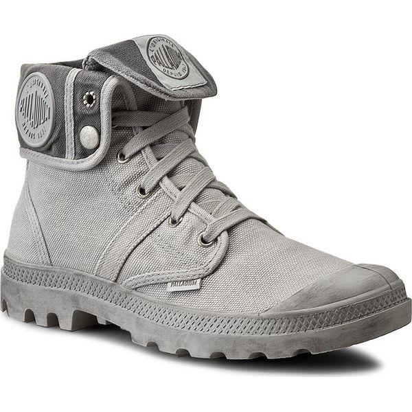 oficjalny sklep buty skate kupować Trapery PALLADIUM - Pallabrouse Baggy 02478-095-M Vapor/Metal