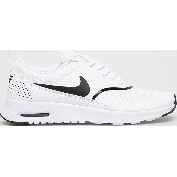 buty sneakers Nike Air Max Thea Jacquard Wmns 718646 003, damskie, Czarne