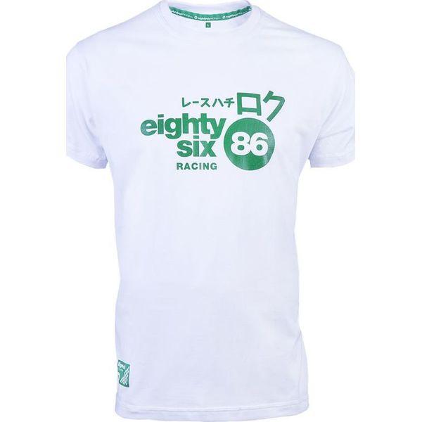 ffeb7673d2bb35 Koszulka PROJEKT 86 001WT (rozmiar L) Biały - Białe t-shirty sportowe  męskie PROJEKT 86, l, z bawełny, bez ramiączek, na fitness i siłownię. Za  45.99 zł.