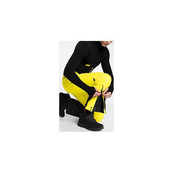 8de841b5a8 Spodnie narciarskie HQ Performance SPMN150 - żółty - Spodnie ...