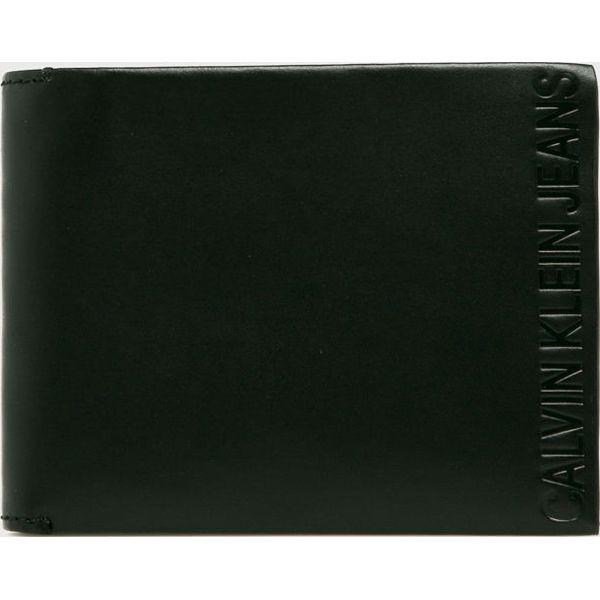 b86389a2b9f6a Calvin Klein Jeans - Portfel skórzany - Portfele męskie marki Calvin ...