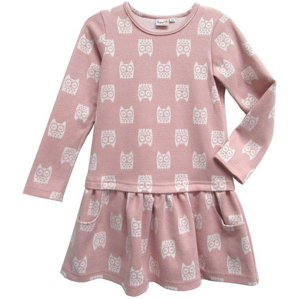 77359bb79b Topo Sukienka Dziewczęca 122 Różowa - Sukienki dziewczęce marki Topo ...