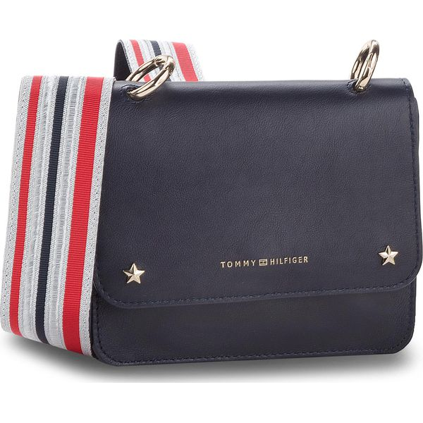 deb6dab6759b8 Torebka TOMMY HILFIGER - Tommy Leather Mini C AW0AW05720 413 ...