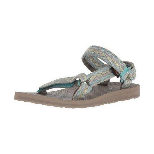 Teva Sandały Sandały damskie beżowe w