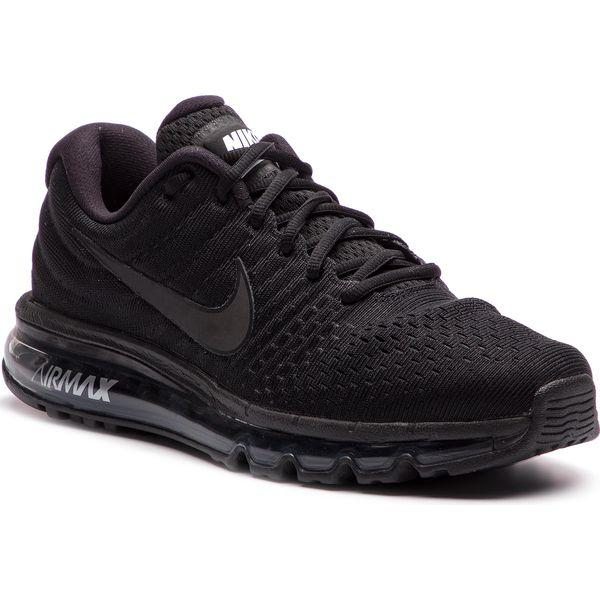 best website 557cf b16bb Buty NIKE - Air Max 2017 849559 004 Black/Black/Black - Buty fitness męskie  marki Nike. W wyprzedaży za 569.00 zł. - Buty fitness męskie - Buty  sportowe ...