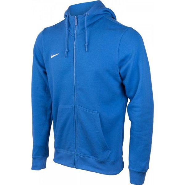 3226c2ab3 Nike Bluza męska Team Club Full Zip Hoody niebieska r. S (658497-463 ...