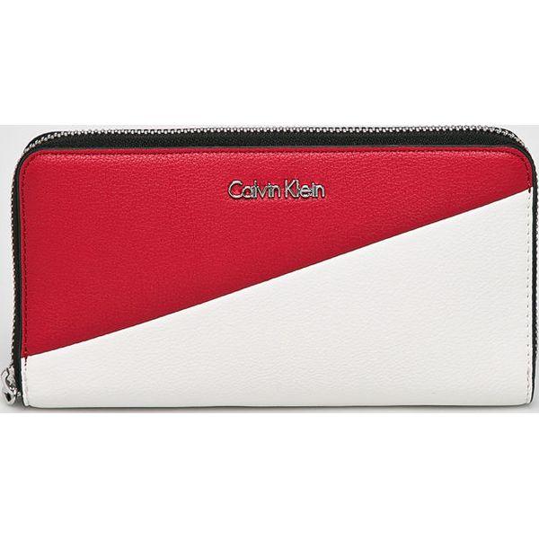 c4ed02aa632b7 Calvin Klein - Portfel - Portfele damskie marki CALVIN KLEIN. Za ...