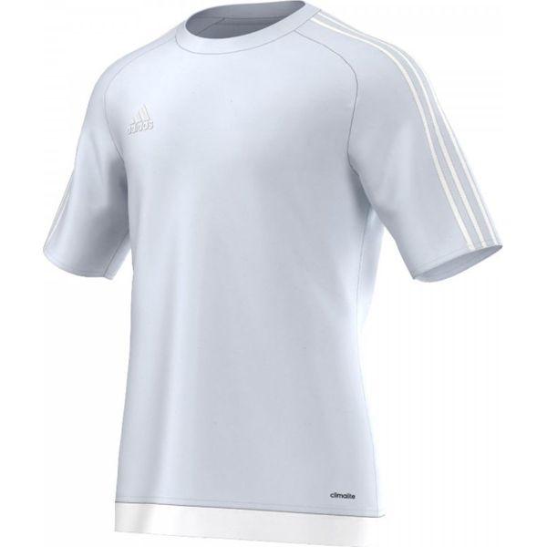 b5c4ddcd474e93 Adidas Koszulka piłkarska męska Estro 15 szaro-biała r. XL (S16151 ...