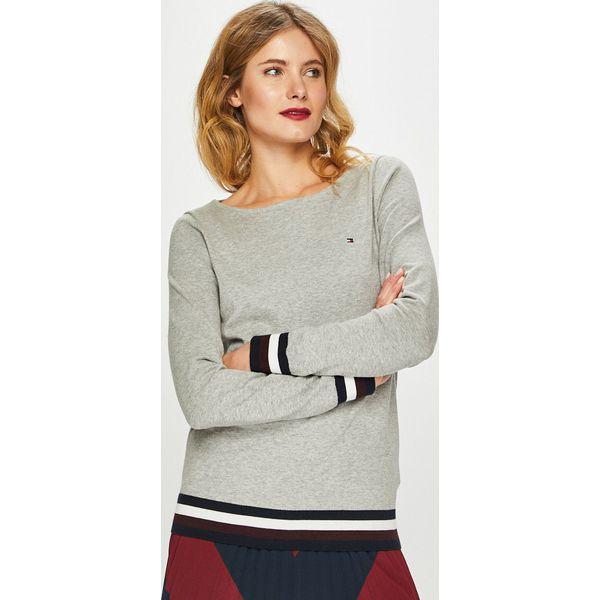 c788506657ba1 Tommy Hilfiger - Sweter - Swetry klasyczne damskie marki Tommy ...