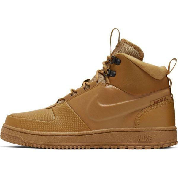 super jakość szczegółowe obrazy moda Buty Nike Path Winter M BQ4223-700 brązowe
