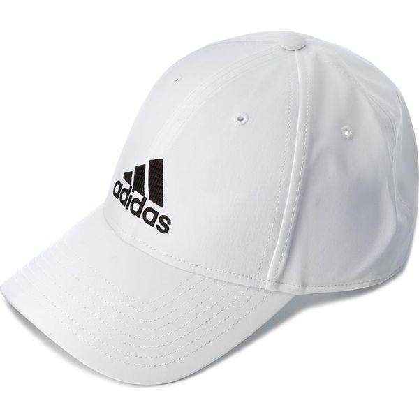 326c51978 Czapka z daszkiem adidas - 6PCap Ltwgt Emb BK0794 White/White/Black ...