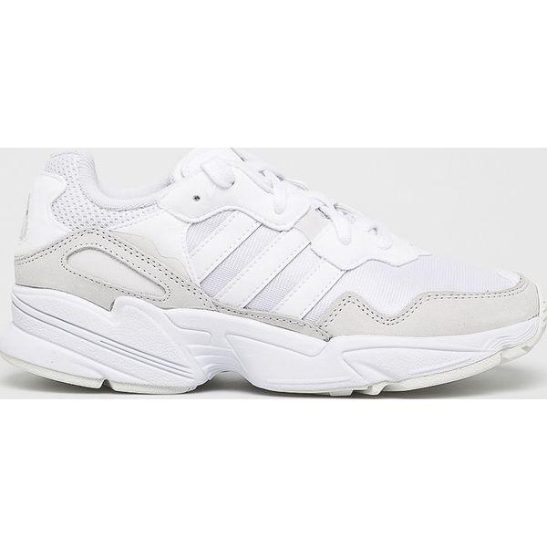 adidas Originals Buty Yung 96 Buty sportowe damskie białe w