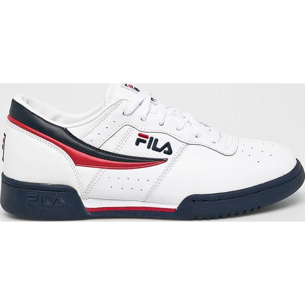 48aaa28d Fila - Buty Original Fitness Low - Buty fitness męskie Fila. W ...