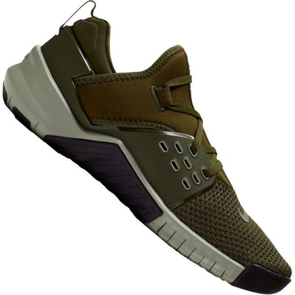 Buty Skechers Norgen M 66287 TPE Zielone buty sportowe na