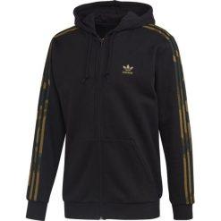 Adidas bluza sportowa damska rozpinana z trzema paskami logo