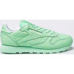 0d1b46574802db Zielone buty sportowe na co dzień damskie Reebok Classic, reebok ...