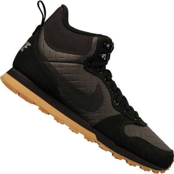 Buty Nike Md Runner Mid Prem M 844864 006 czarne