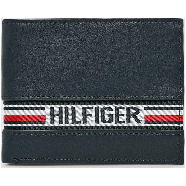 da16c1b7ab3f8 Tommy Hilfiger - Portfel skórzany - Portfele męskie marki Tommy Hilfiger.  Za 229.90 zł. - Portfele męskie - Akcesoria męskie - Mężczyzna - Sklep  Super ...