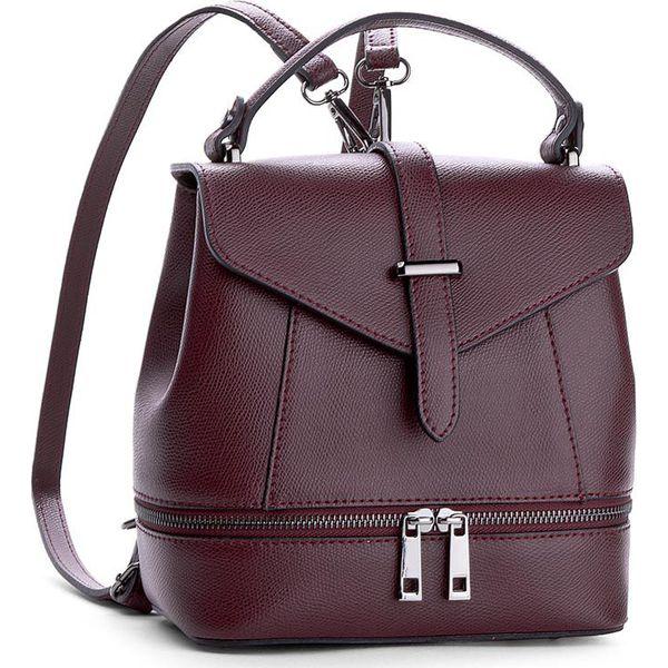 b208e4bffe125 Plecak CREOLE - K10329 Bordowy - Plecaki damskie marki Creole. W ...