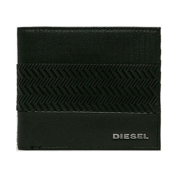 265c979582816 Diesel - Portfel skórzany - Portfele męskie marki Diesel. W wyprzedaży za  299.90 zł. - Portfele męskie - Akcesoria męskie - Mężczyzna - Sklep Super  Express