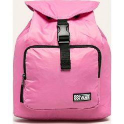 Wyprzedaż różowe plecaki damskie Vans Kolekcja wiosna