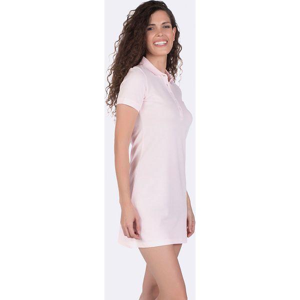 6661289847b61c Sukienka w kolorze jasnoróżowym - Sukienki damskie Giorgio Di Mare ...