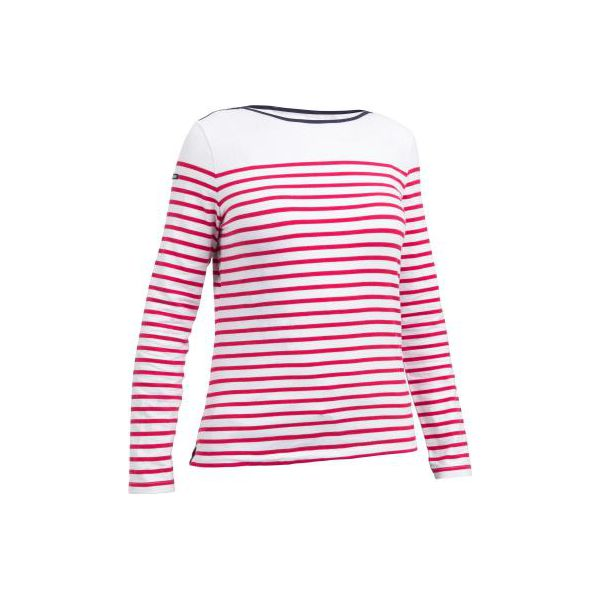 39a5c809 Koszulka żeglarska długi rękaw SAILING 100 damska