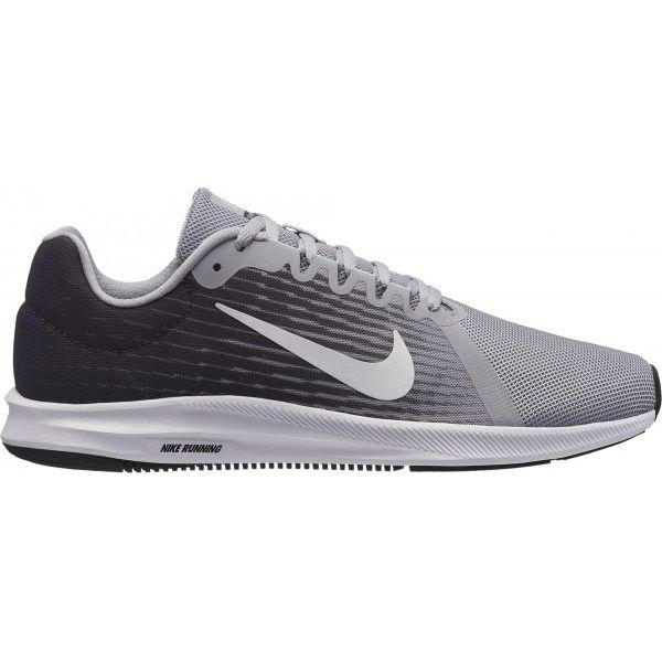 32da7d7ae Nike Buty Do Biegania Downshifter 8 Wolf Grey White-Thunder Grey 44 ...