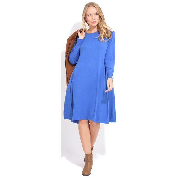 6bbbd06e67 Fille Du Couturier Sukienka Damska Suzie 38 Niebieski - Sukienki damskie  marki Fille Du Couturier. W wyprzedaży za 251.00 zł.