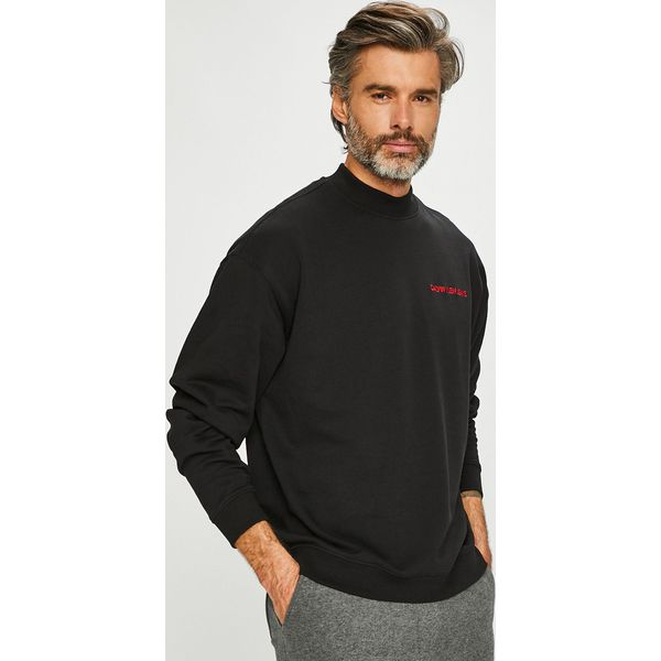 9db416d6187ce Calvin Klein Jeans - Bluza - Bluzy bez kaptura męskie marki Calvin Klein  Jeans. W wyprzedaży za 239.90 zł. - Bluzy bez kaptura męskie - Bluzy i  swetry ...