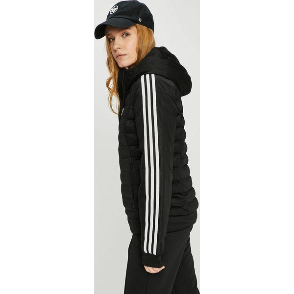 e54373d6a918e adidas Originals - Kurtka - Czarne kurtki damskie marki adidas ...
