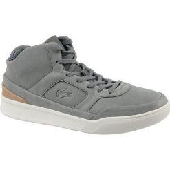 Lacoste Chaymon 118 1 CAM0011G1N81 buty sneakers, półbuty męskie szare 42