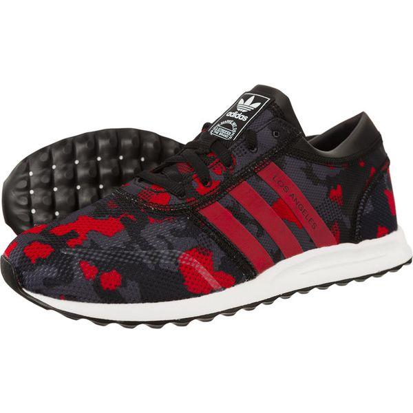 9fc0006850f4c Lekkie Wzorzyste Sportowe Buty Adidas Los Angeles J 311 - Buty ...