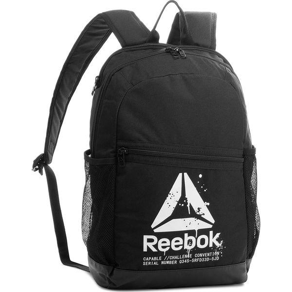 fbc32aaf899f7 Plecak Reebok - Style Found Active Bp CZ9753 Black - Plecaki damskie marki  Reebok. W wyprzedaży za 129.00 zł. - Plecaki damskie - Torebki i plecaki  damskie ...