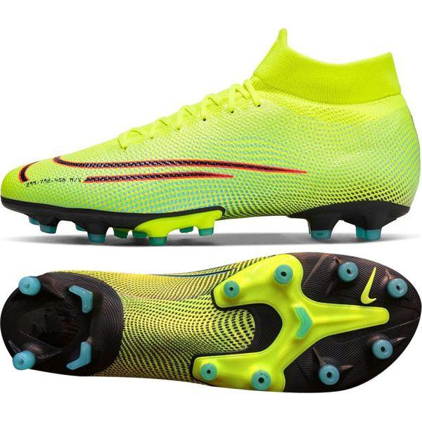 Buty piłkarskie Nike Mercurial Superfly 7 Pro Mds Ag Pro M BQ5482 703 żółty