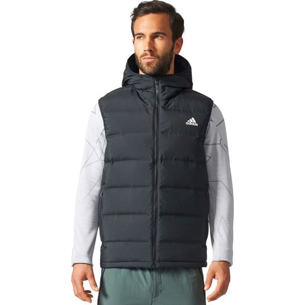 2a06e997eaa08 Adidas Kamizelka męska Helionic Vest czarna r. S (BQ2006 ...