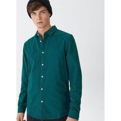 Zielone koszule męskie House, bez kołnierzyka, bez ramiączek  yDx3A