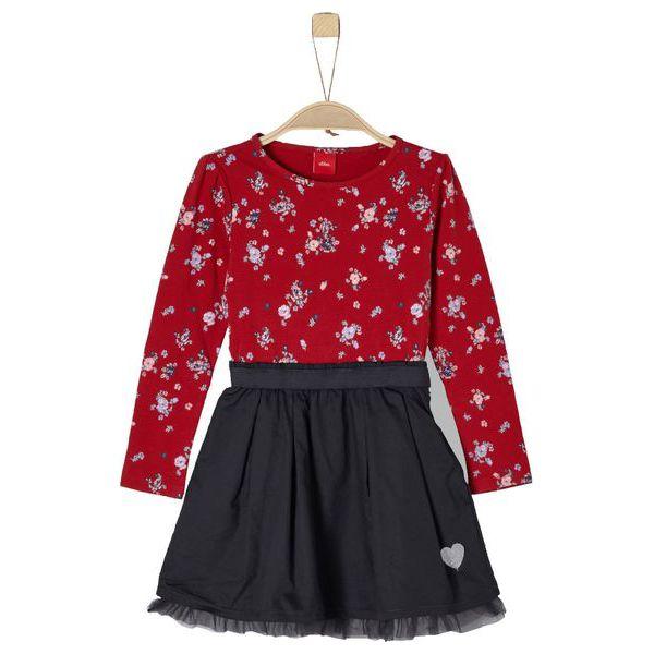 581c680d73 S.Oliver Sukienka Dziewczęca 2845 128 Czerwony - Sukienki dziewczęce marki S .Oliver. Za 169.00 zł. - Sukienki dziewczęce - Ubrania dla dziewczynek -  Ubrania ...