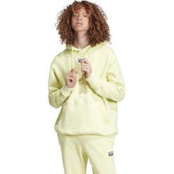 adidas – Originals– RYV – Zielona bluza z kapturem