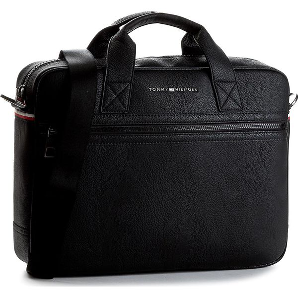 0ac197a284e93 Torba na laptopa TOMMY HILFIGER - Essential Computer Bag AM0AM01589 ...
