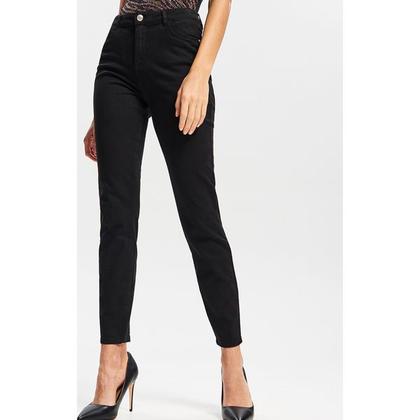 9ad3b80531eb Spodnie push up - Czarny - Spodnie materiałowe damskie marki ...