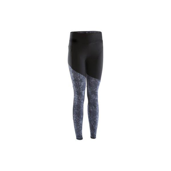 8247f9d9e Legginsy Do Biegania Run Warm+ Damskie - Czarne legginsy damskie marki  KALENJI, l, z elastanu. W wyprzedaży za 49.99 zł. - Legginsy damskie -  Spodnie i ...