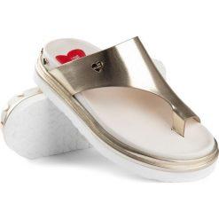 Białe obuwie damskie Love Moschino Kolekcja jesień 2019